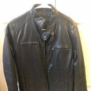 Marc Anthony Leather Coat